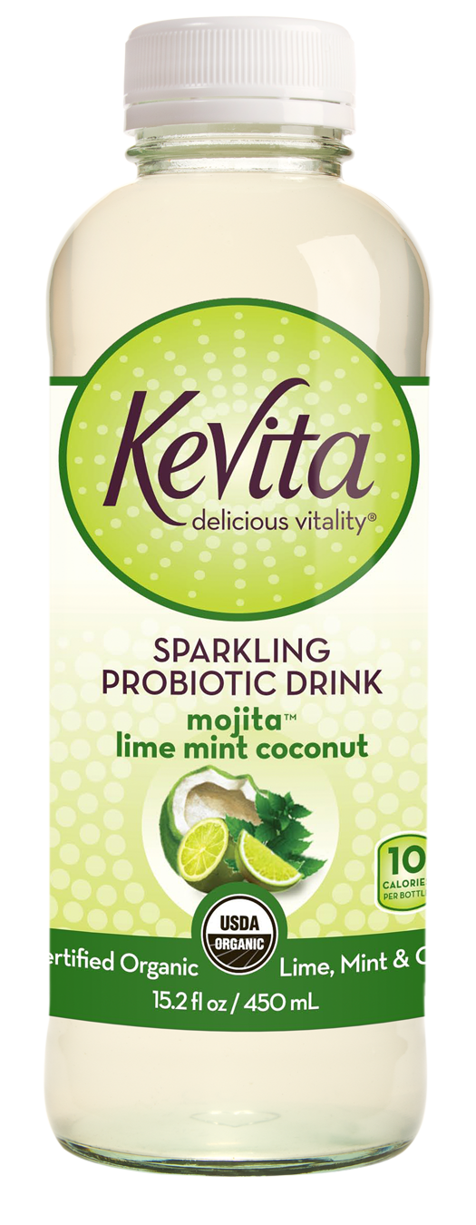 Product review kevita sparkling probiotic drink for Perfect drink pro review